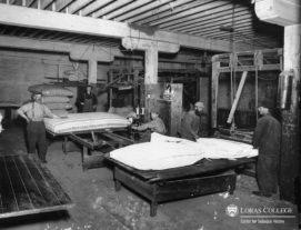 History Dubuque Mattress Factory 2
