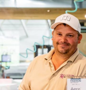Doug Dolter Owner Dubuque Mattress Factory