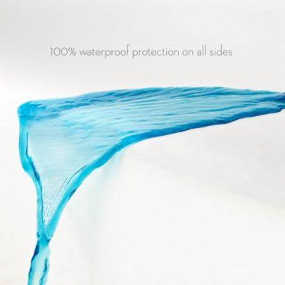 Dubuque Mattress Factory Spillproof Waterproof 600x600 1
