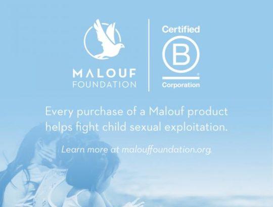 Malouf Foundation fight child sexual