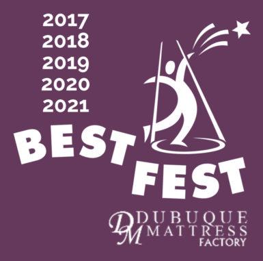 Dubuque Mattress Factory BestFest 2021